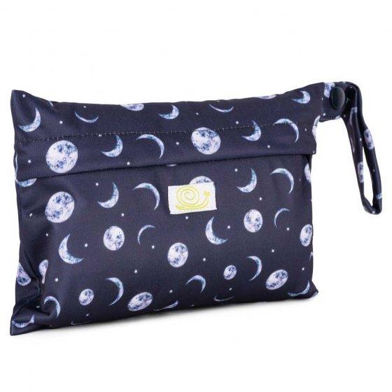 Baba + Boo Mini Wet Bag - Moons