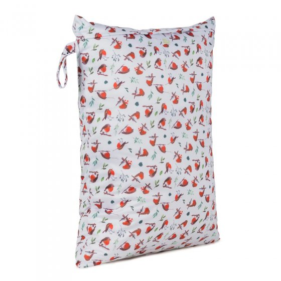 Baba + Boo Large Nappy Bag - Robins