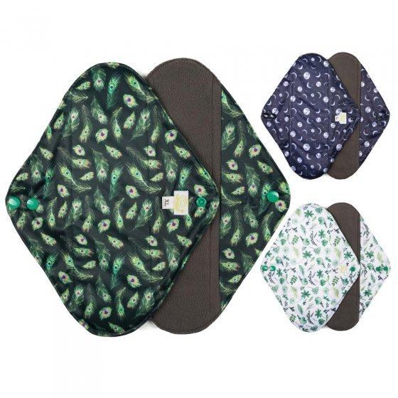 Baba + Boo XL Menstrual Pads 2 Pack