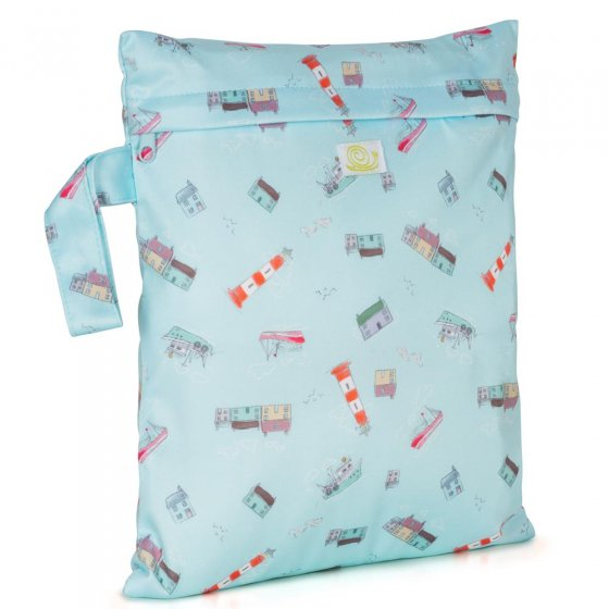 Baba + Boo Small Nappy Bag - Harbour