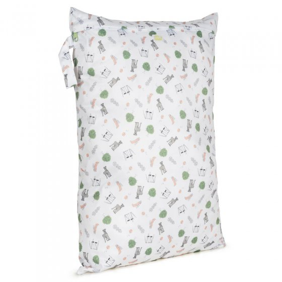 Baba + Boo Large Nappy Bag - Outdoor Play