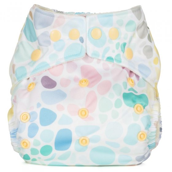 Baba + Boo One-Size Nappy - Pebbles