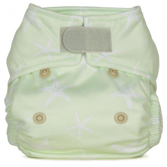 Baba + Boo Newborn Nappy - Starfish