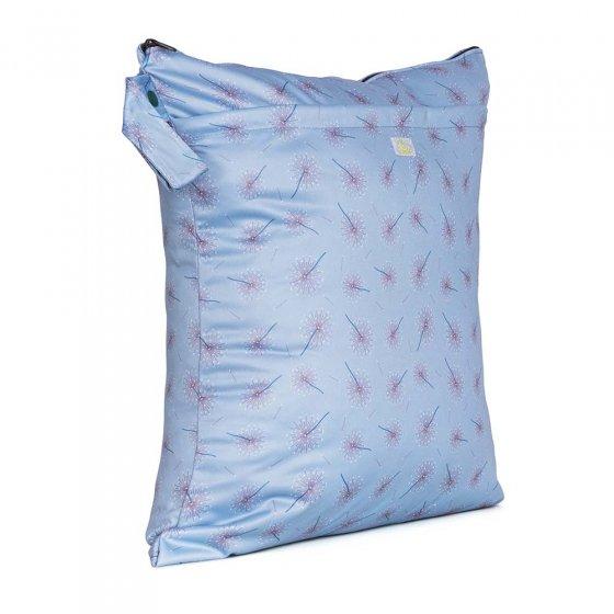Baba & Boo dandelion print medium nappy bag.