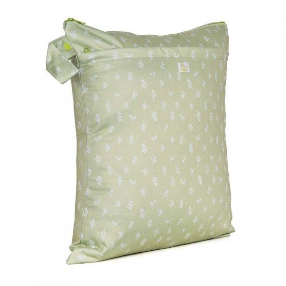 Baba & Boo saplings print medium nappy bag.