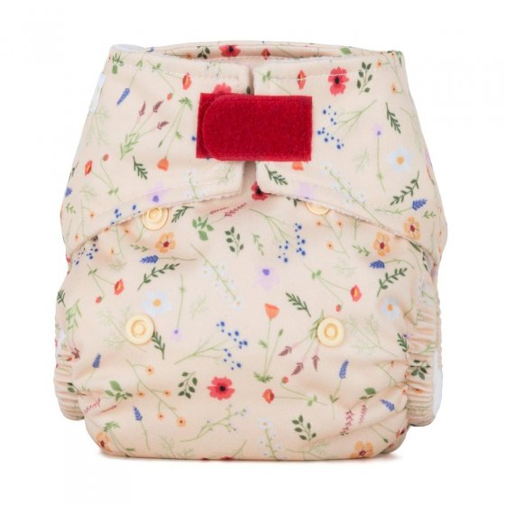 Baba + Boo Newborn Nappy - Wildflowers