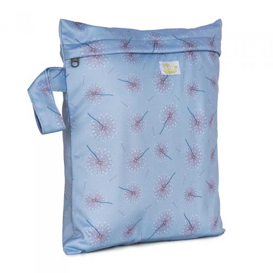 Baba & Boo dandelion print small nappy bag.