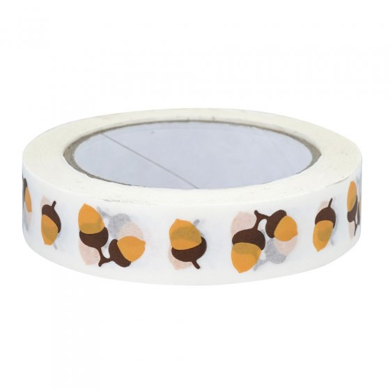Babipur Acorn Paper Tape