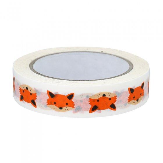 Babipur Fox Paper Tape