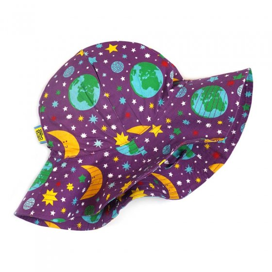 Duns Mother Earth Bright Violet Sunhat