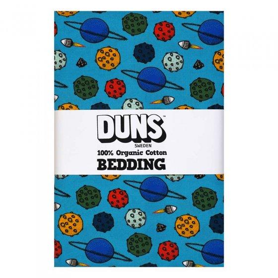 Duns Planets Blue Atoll Junior Bedding