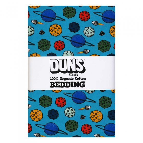 Duns Planets Blue Atoll Adult Bedding