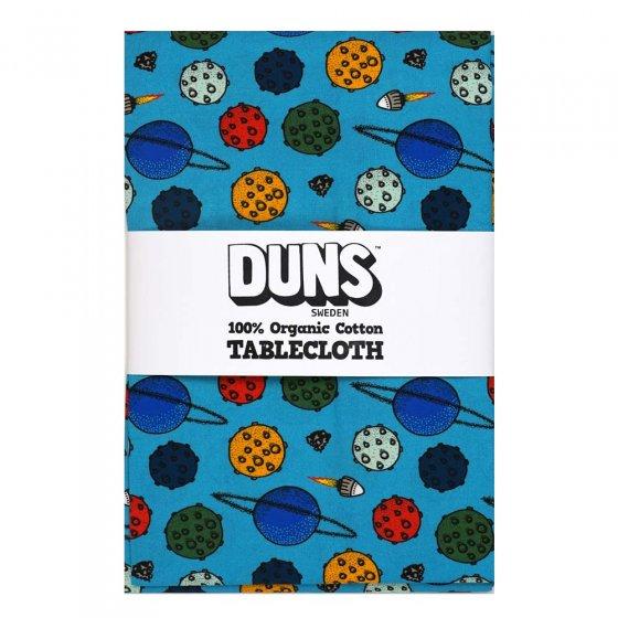 Duns Planets Blue Atoll Table Cloth