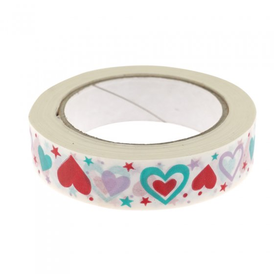 Charity LOVE Paper Tape