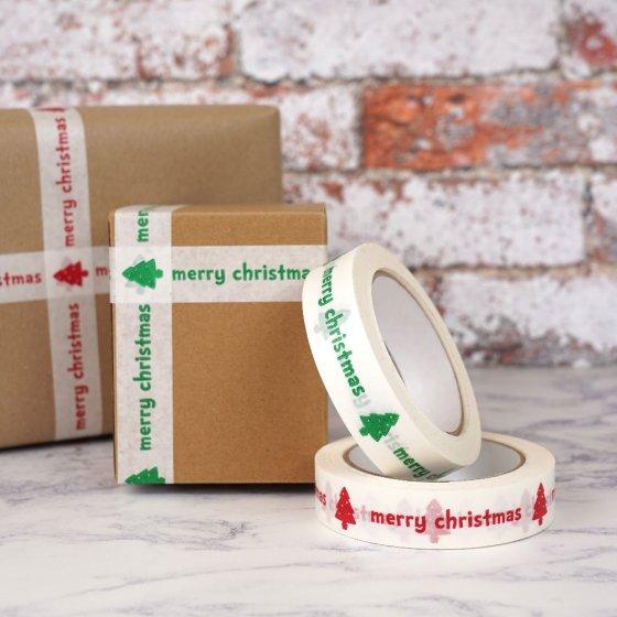 Babipur Merry Christmas Tape