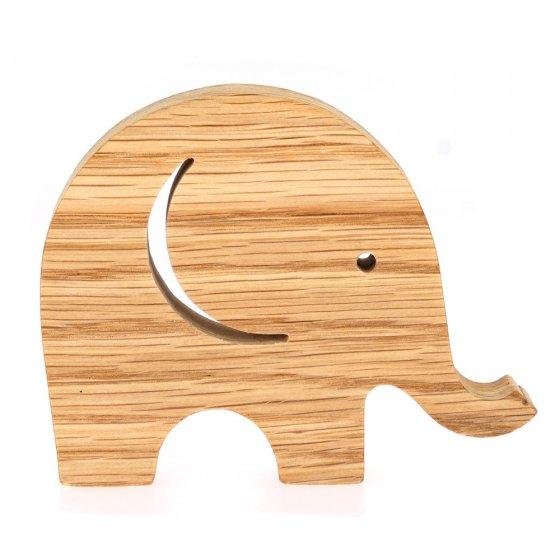 Reel Wood Babipur Elephant