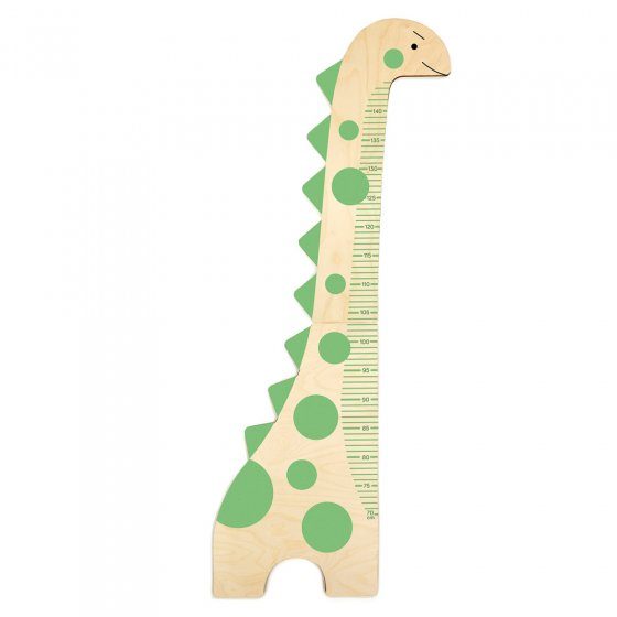 Bajo Dinosaur Measuring Growth Chart