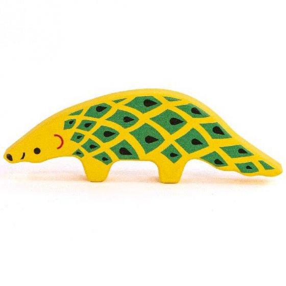 Bajo Endangered Animals Figures - Pangolin