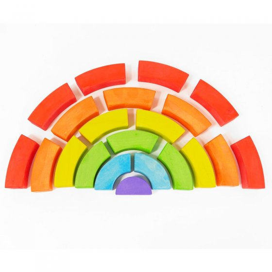 Bajo Rainbow Blocks