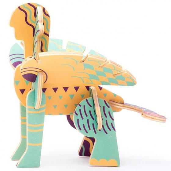 Tobe Sphinx Fantasy Animals Puzzle