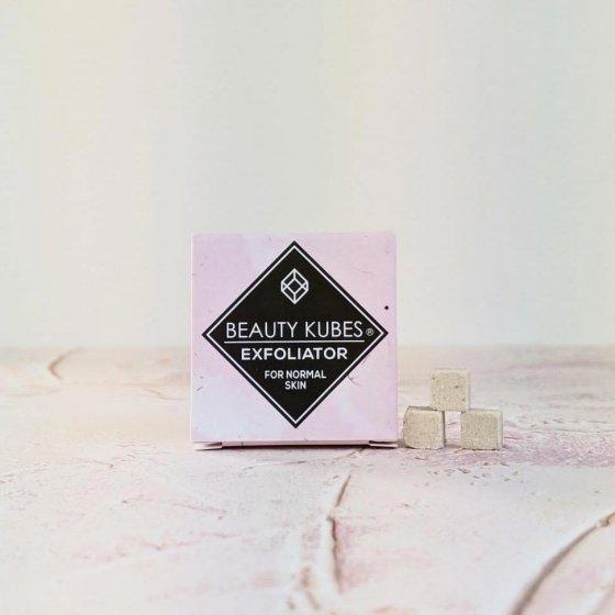 Beauty Kubes Exfoliator Normal Skin