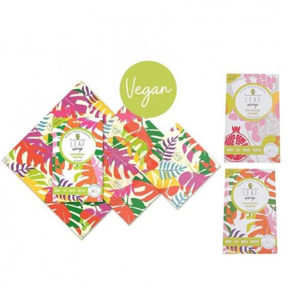 BeeBee Vegan Friendly Mixed Wrap Pack