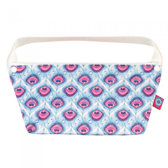Bloom & Nora Bathroom Bag - Lush