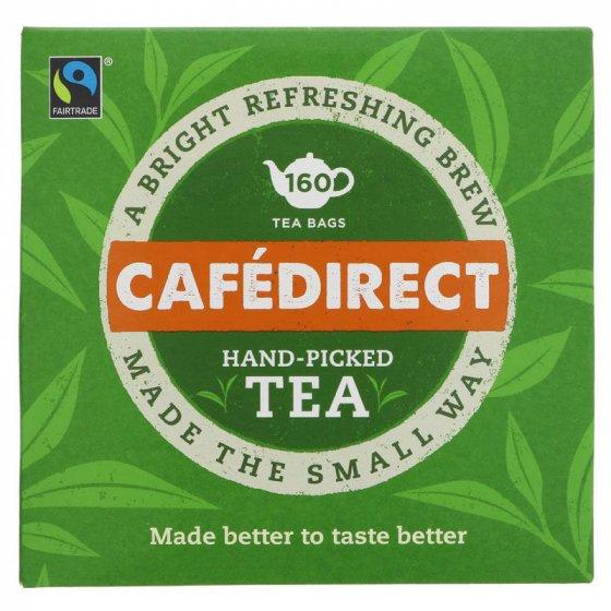 Cafédirect Everyday Tea Bags - 160 Bags