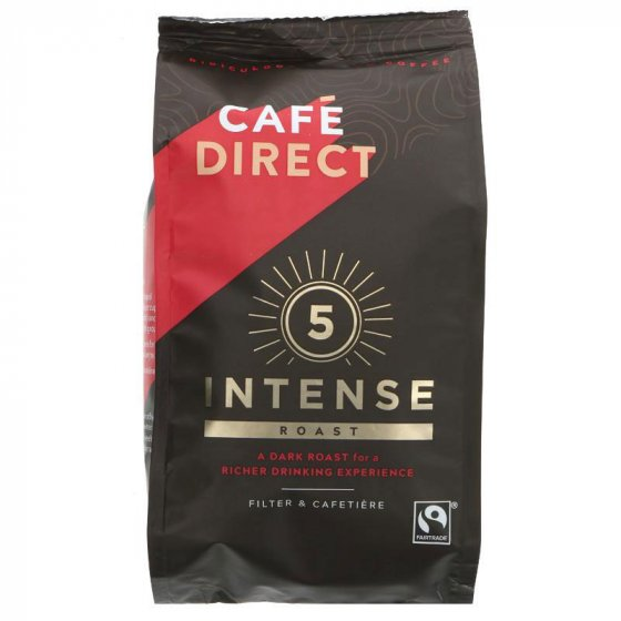 Cafédirect Intense Roast Ground Coffee