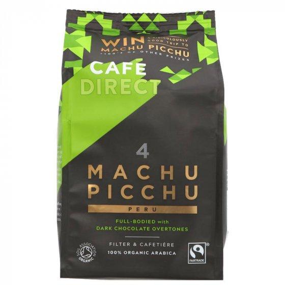 Cafédirect Machu Picchu Organic Ground Coffee