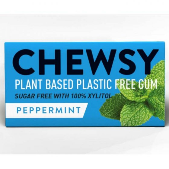 Chewsy Chewing Gum - Peppermint