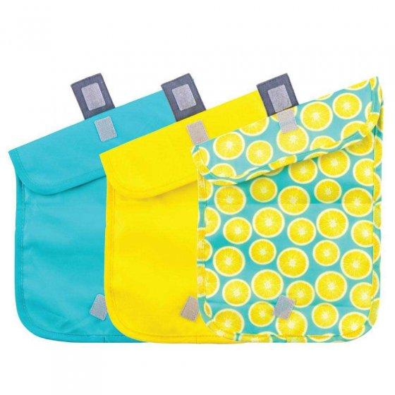 Chico Bag Snack Time 3 Pack - Lemon