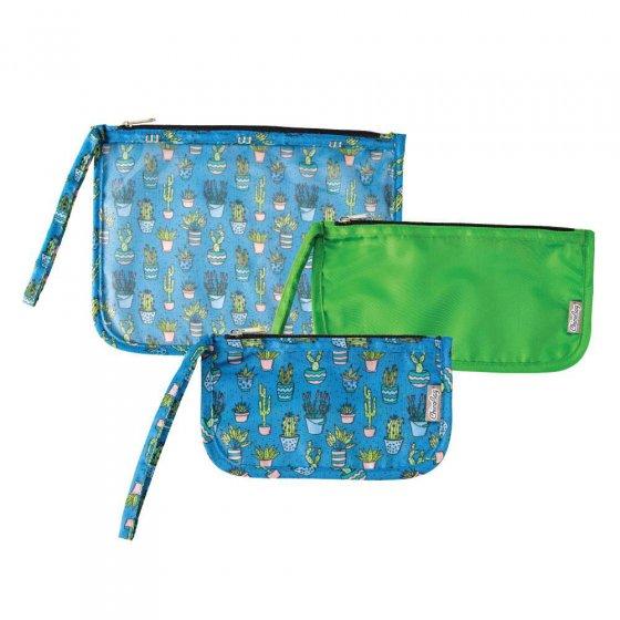 Chico Bag Travel Zip Bag 3 Pack - Cactus