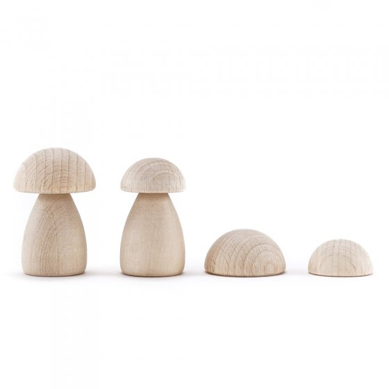 CLiCQUES DIY Mushrooms