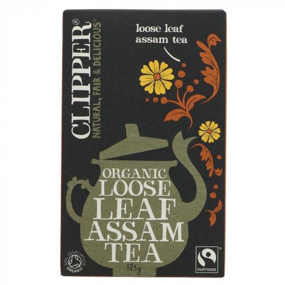 Clipper Assam – Loose Tea 125g