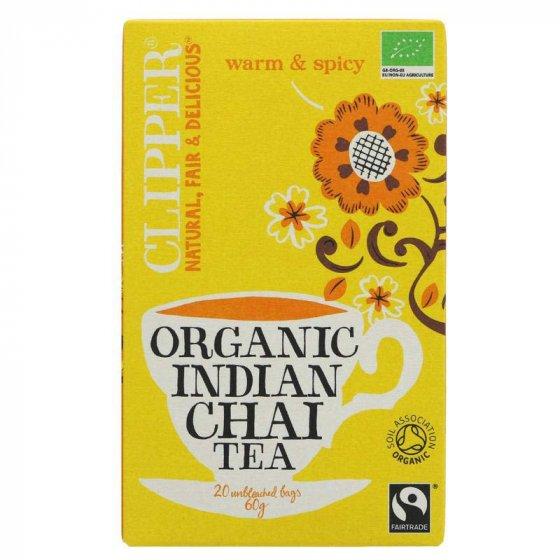 Clipper Organic Indian Chai Tea - 20 Bags
