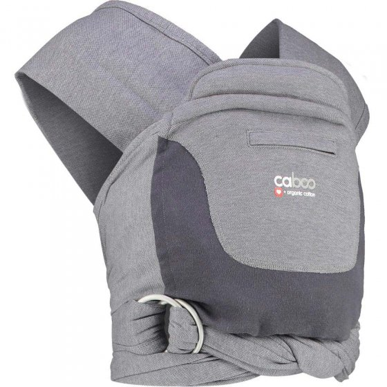 Close Caboo +Organic Carrier - Drizzle