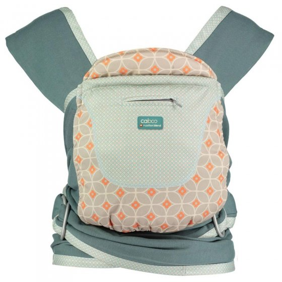 Close Caboo Prints +Cotton Carrier - Emily