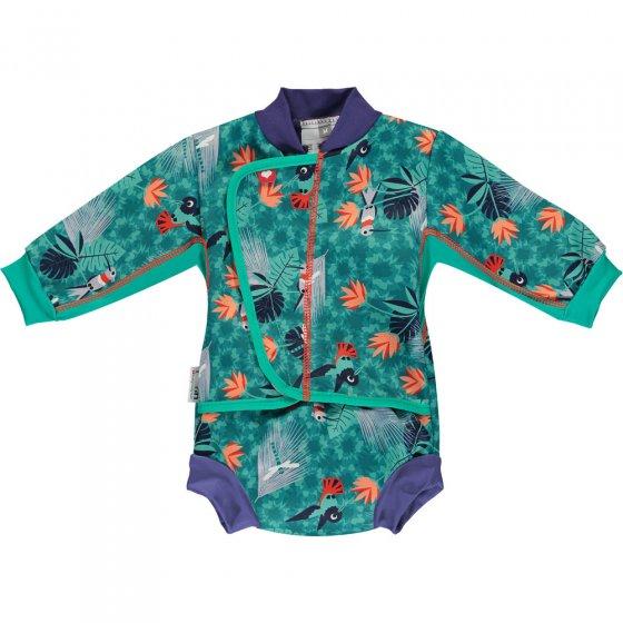 Pop-In Baby Cosy Suit Hummingbird