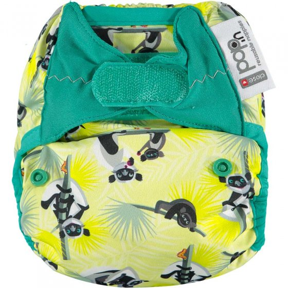 Pop-in Lemur Cover