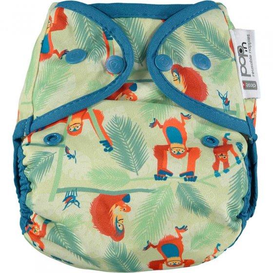 Pop-in Orangutan Popper Cover