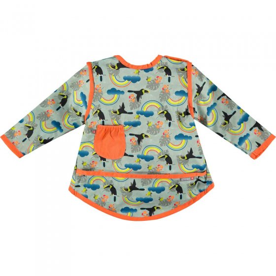 Pop-in Toucan Stage 4 Coverall Bib