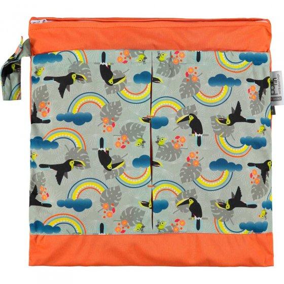 Pop-in Toucan Small Tote Bag