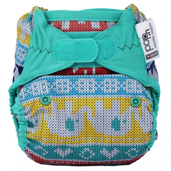 Pop-in Clyd Elephant Nappy Cover