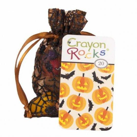 Crayon Rocks Halloween Crayons - Pack of 20