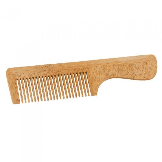 Croll & Denecke Bamboo Hair Comb (with handle)