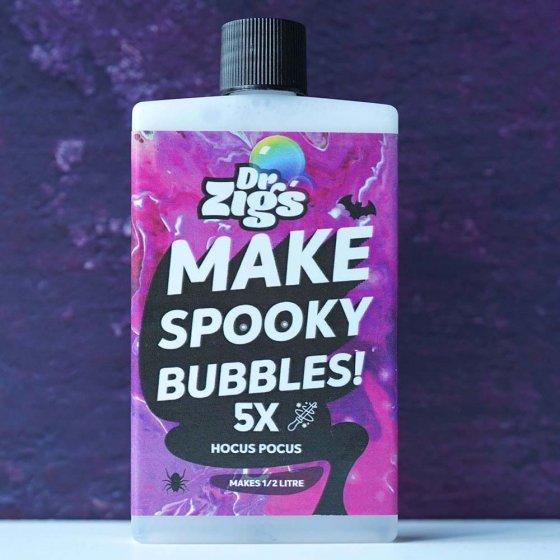 Dr Zigs Super Spooky Bubbles - Hocus Pocus