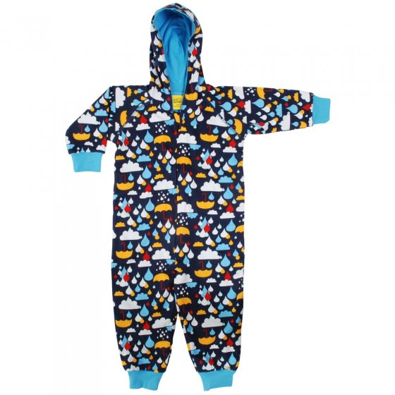 DUNS A Rainy Day Lined Hooded Suit
