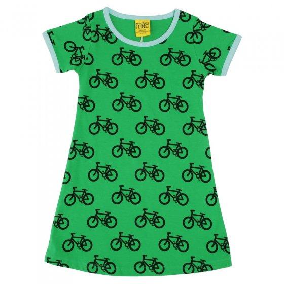Duns Bike Green SS Dress