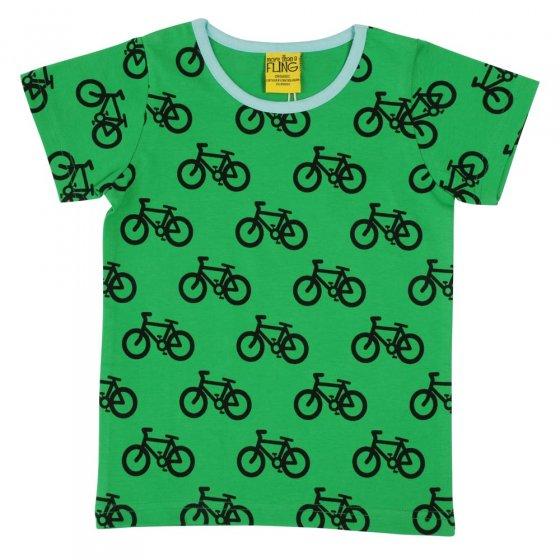 Duns Bike Green SS Top